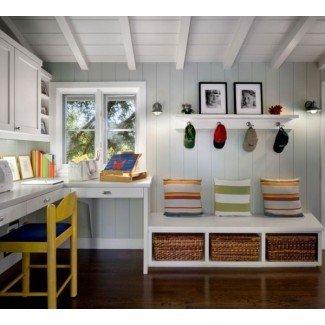 29 Ideas de diseño de escritorio para niños para un estilo contemporáneo y colorido