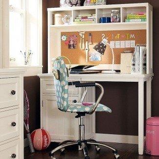 escritorios para habitaciones pequeñas - Revisión y foto