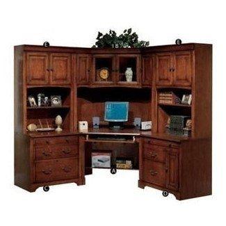 escritorio de esquina barato con conejera | decoración | Pinterest |