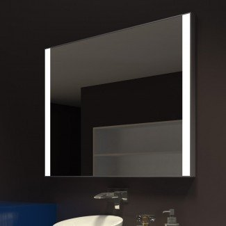 Espejo de tocador iluminado Kristian LED