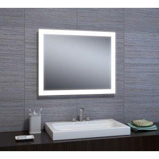 Espejo de baño / tocador Dipali LED