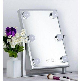 Espejo de vanidad con LED - Las mejores compras de belleza