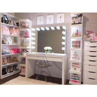 Más de 25 mejores ideas sobre la decoración de la sala de maquillaje en Pinterest ...