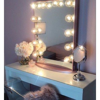 Las mejores 25+ ideas de iluminación de tocador de maquillaje en Pinterest ...