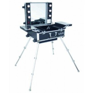 """Mesa de tocador para maquilladores NYX Maquillaje excepcionalmente extra grande ..."