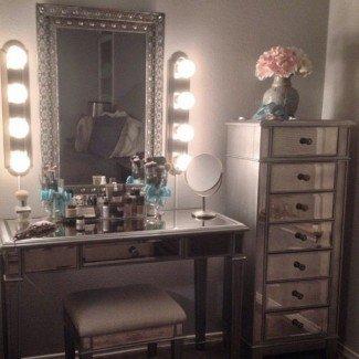 Las 25 mejores ideas de iluminación de tocador de maquillaje en Pinterest Maquillaje ...