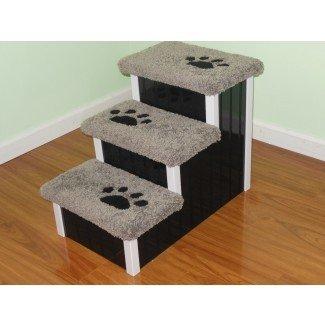 Escaleras para perros Pasos para mascotas para perros 18 escaleras altas para perros
