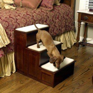 Pasos decorativos para mascotas Solvit de 3 pasos   Petco
