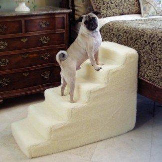 Los mejores escalones para perros para camas altas: los mejores escalones para perros