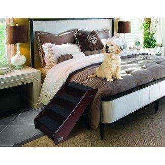 Escaleras para perros para camas altas Lo mejor: saber antes de construir