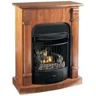 chimenea de gas sin ventilación independiente que pertenece a Your ...