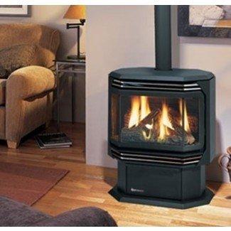 Tipos 18 chimeneas de gas independientes sin ventilación | Papel tapiz ...