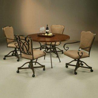 Juegos de mesa de cocina con imágenes de sillas giratorias. Kitchen ...