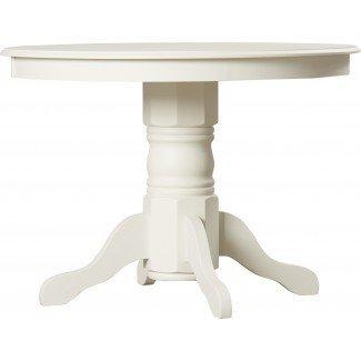Mesa de comedor con pedestal Parkerton