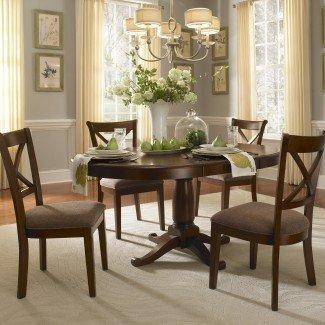 Mesa de comedor extensible Kiantone