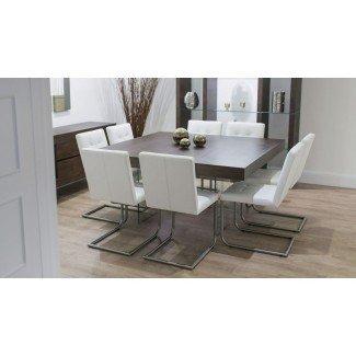 Juegos de mesa para habitación Juegos de mesa para comedor redondo Asientos 8