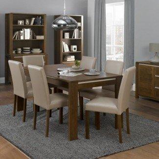 Juego de comedor de 8 piezas. Queen Anne Bedroom ... Seater Photo