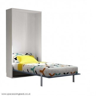 CAMA DE PARED SUPRA | Sencillo y Doble | Vertical &