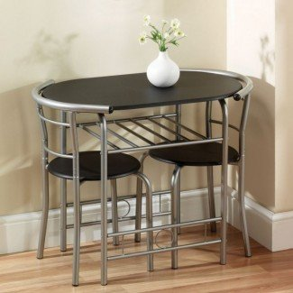 Sin categoría: Mesa y sillas ahorradoras de espacio destinadas a ...