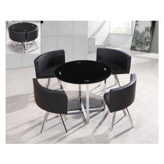 Mesas de comedor que ahorran espacio Muebles plegables ...