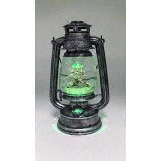 Globo de agua con pilas Led Green Vintage Halloween ...