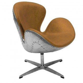 Spitfire Swan Chair inspirada en Arne Jacobsen A Modern ...