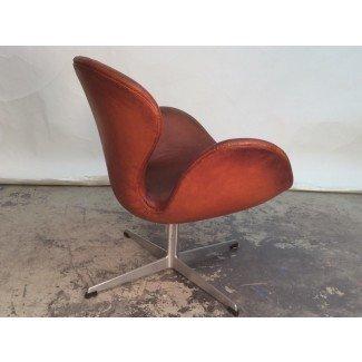 Silla Swan de Arne Jacobsen para Fritz Hansen, 1960 para
