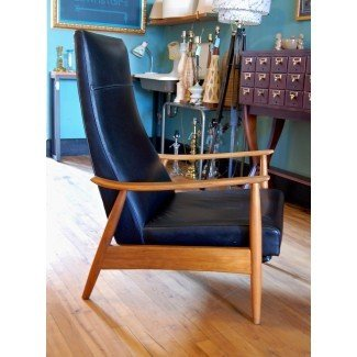 Sillón reclinable 74 de Milo Baughman - Covet Consign & Design