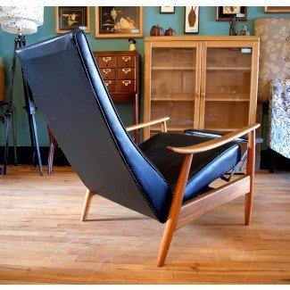 Reclinable 74 por Milo Baughman - Covet Consign & Design