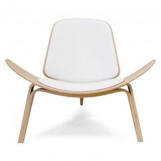 Comprar silla de estilo Wegner Shell de All World Furniture