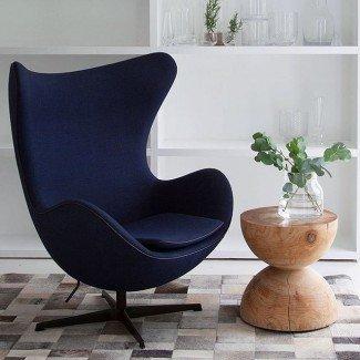 Más de 25 mejores ideas sobre Egg Chair en Pinterest | Rosa