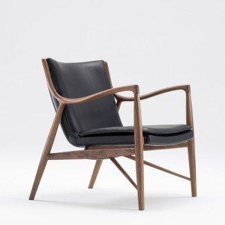 Ideas de diseño de sillón de cuero - 8 mejores sillas de