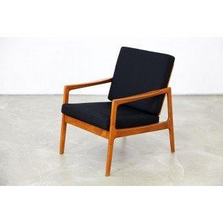 Danish Modern Easy Chair , Años 60 a la venta en Pamono