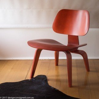 Eames LCW Lounge Lounge Madera - Diseño consignado