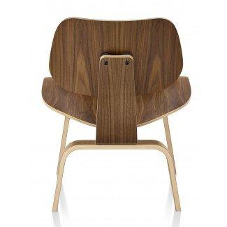 Sillón de madera contrachapada moldeada Herman Miller Eames® - Madera ...