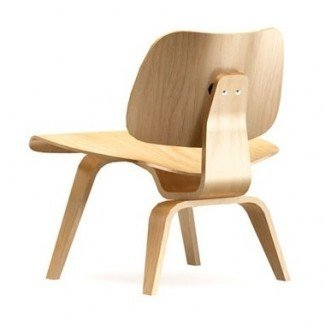 Vitra Eames LCW Chair [19659087] Eames Lounge Chair Wood   - The Image Kid ...