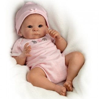 "Baby Doll: Little Peanut Baby Doll - 17 ""por Ashton Drake"