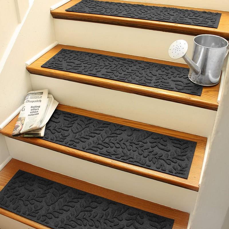 Pisos de escalera de agua para pisos de bungalows