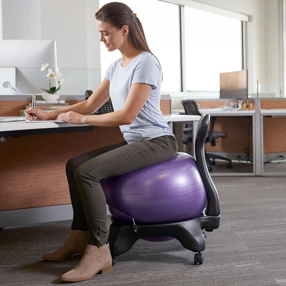 Silla de yoga Balance Ball