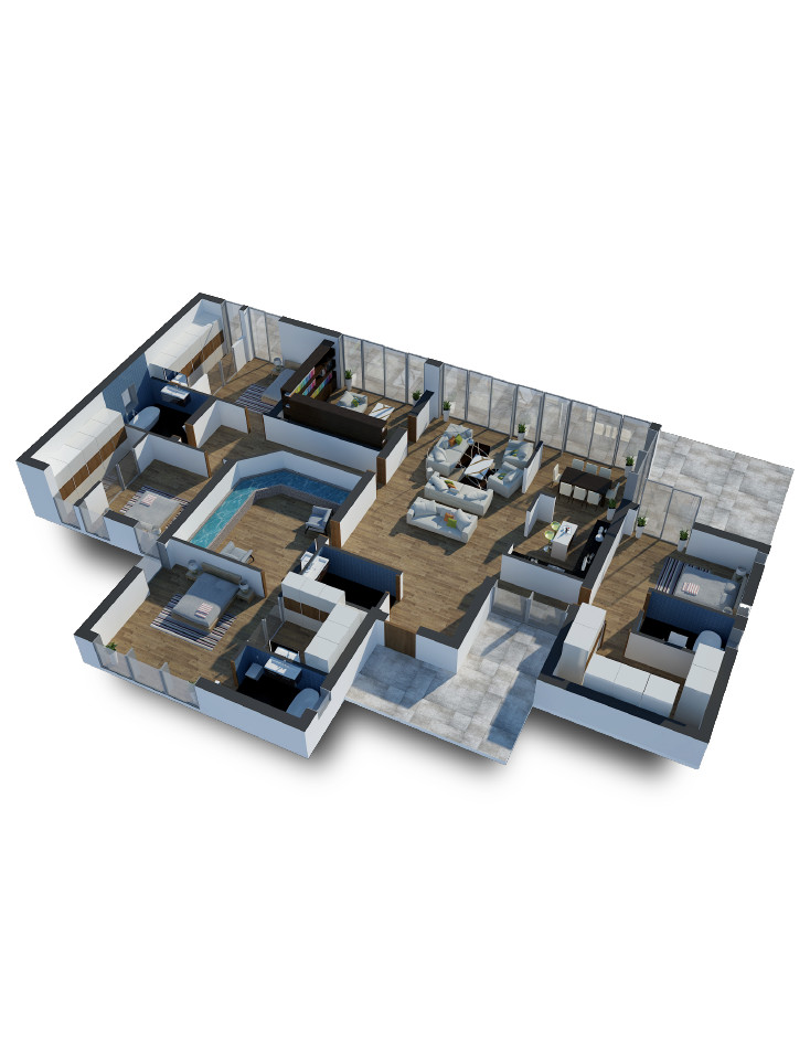 Ultimate Modern House Plans