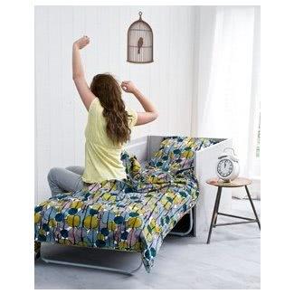 Saque la silla de cama