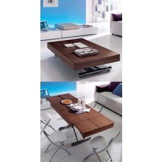Ajustable mesa de café de altura