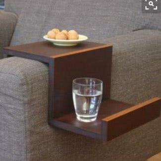 Mesa de la bandeja del sofá