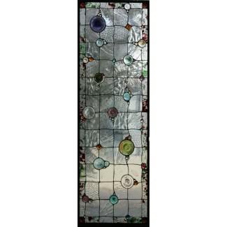 Patrones de popa de vidrio manchado