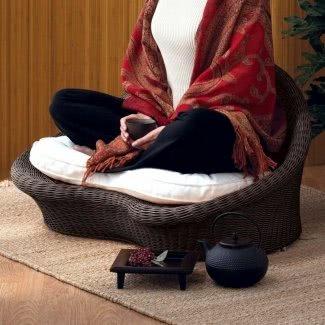 Muebles de meditación
