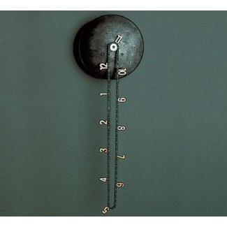 Relojes de pared inusuales