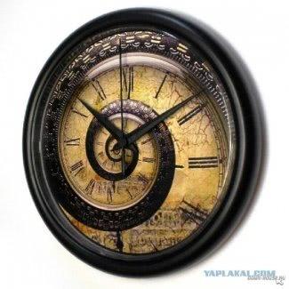 Reloj de pared inusual 1