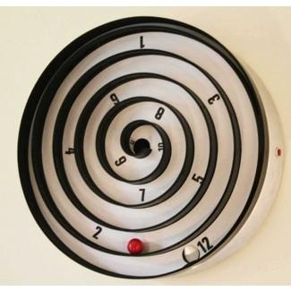 Elige relojes de pared que se adapten a tu decoración
