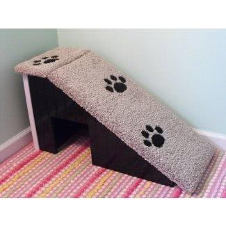 Rampas para perros para camas altas