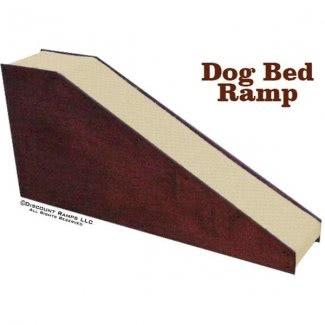 Esta rampa para mascotas es una excelente solución para obtener su